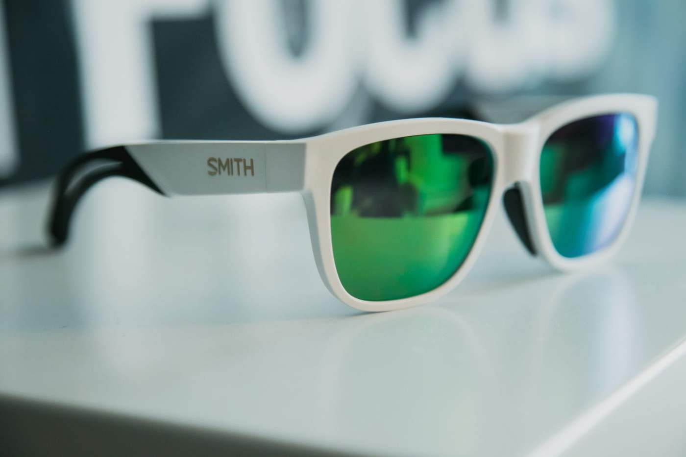 Smith Performance sunglasses.