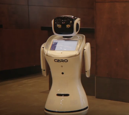 photo of C2RO robot